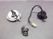 Key Switch, Helmet Lock & Fuel Cap for 1998 Honda CBR1100XX Blackbird