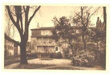 CPSM 39 - 5002. ARBOIS (Jura) - Maison Paternelle de PASTEUR (Côté Jardin)