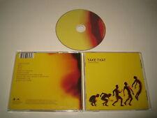 TAKE THAT/PROGRESS(POLYDOR/274 847-2)CD ALBUM