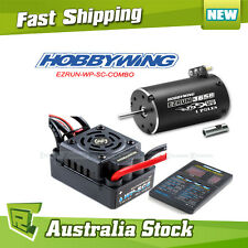81030190 Hobbywing EZRUN 120A ESC and 3656 3400KV Brusless Motor System Combo