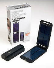 Powermonkey Extreme SOLAR Powered Charger for Tablet Smartphone iPhone iPod GPS