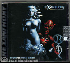 TECHNO SHOCK 8 EIGHT By Rexanthony technoshock