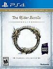 NEW - Elder Scrolls Online: Tamriel Unlimited - PlayStation 4