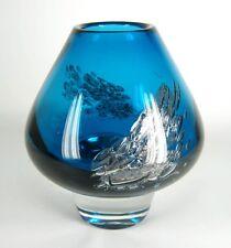 Zwiesel Glas Vase Serie Florida Heinrich Löffelhardt Design FAT ca. 19cm