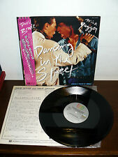 "BOWIE AND MICK JAGGER  LP 12"" SINGLE DANCING IN THE STREET (ST.THOMPSON )  JAPAN"