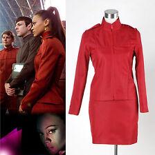 Star Trek 2009 Movie Uhura's cadet Uniform Costume *Tailored*