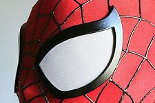 Spider Man Ultimate SpiderMan Mask Costume Lens Replica..Lens only listing