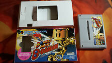 BOMBERMAN B-DAMAN SUPER FAMICOM SNES JAP JP JPN INVIO 24/48H