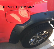PREPAINTED FOR 2015-2016 COLORADO POCKET & BOLT RIVET Style Set Of Fender Flares
