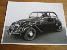 PEUGEOT 202 N2 HISTORICAL PRESS OR PUBLICITY PHOTO  jm