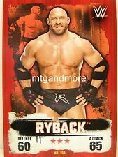 Slam Attax Takeover - #158 Ryback