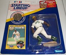 1991 Rickey Henderson Oakland A's Packaged Starting Lineup SLU MLB Baseball