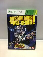 BORDERLANDS: THE PRE-SEQUEL & BORDERLANDS 2 XBOX 360 TESTED