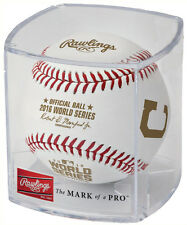 Rawlings Official 2016 World Series Dueling Team Baseball Cubs Indians Cubed