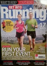 GET INTO RUNNING Your Best Shape Ever Run Your First Event 2014 FREE SHIPPING!