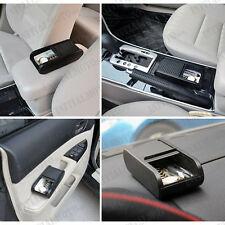Car Rolls Plastic Pocket Telescopic Dash Coins Case Storage Box Holder Container