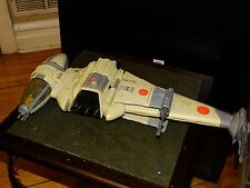 Vintage Star Wars B-WING FIGHTER Original Return of the Jedi