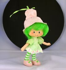 Vintage Strawberry Shortcake Lime Chiffon Doll w Outfit 1980s Kenner Toys