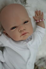 BEAUTIFUL REBORN CELIA ~ BALD BABY GIRL ~ FULL LIMBS ~ ABC DOLL