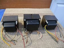 lot of 3 metals removed from heathkit AA-100 great condition. u.s.a