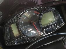 Honda CBR600RR Carbon Fibre Effect Clock surround to fit 2007 to 2012 Models