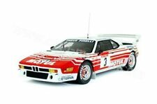 1:18 Otto mobile BMW M1 #3 Group B Tour de Corse 1983  -   Limited Edition
