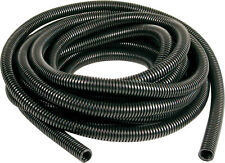 Black Engine Dressing Conduit 16mm x 10M, SPLIT LOOM, WIRING CONDUIT, CABLE TIDY