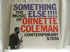 ORNETTE COLEMAN Something Else Don Cherry Billy Higgins NEW SEALED LP