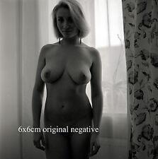 NU NUDE 6X6CM NEG NEGATIF NEGATIVE NATURELLE BEAUTE -39-