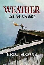 Weather Almanac by Eric Sloane (Paperback, 2013)