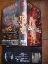 Circus de Rob Walker, VHS Gaumont, Policier, RARE!!!