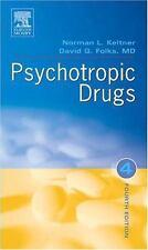 Psychotropic Drugs by David G. Folks and Norman L. Keltner (2005, Paperback,...