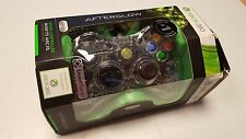 Xbox 360 * AFTERGLOW CONTROLLER Control Pad WIRED * BOXED