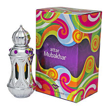 Swiss Arabian Mubakhar Arabic Alcohol Free Perfume Oil Everlasting Aroma