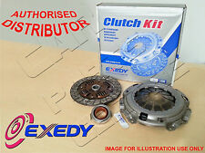 SUBARU IMPREZA  2.0I TURBO WRX STI 4WD  Exedy 3 Piece Clutch Kit & Bearing 225mm