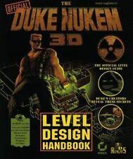 The Duke Nukem 3d Level Design Handbook Duke Nukem Games