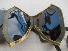 "VINTAGE MILITARY AIRCRAFT ""WINTER 1966"" WALLET SNOW SKI GLASSES NEW!!!!"