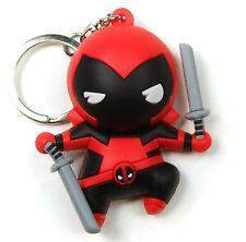 Marvel Collectors Figural Keyring DEADPOOL SERIES - ULTIMATE Keychain Blind Bag