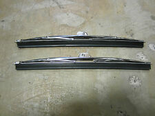 WIPER BLADES 12 INCH  FORD TRUCK 1953 1954 1955 1956 1957 58 59  CHEVY  FORD