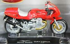MOTO GUZZI DAYTONA 1000 MOTORCYCLE 1:24 MG STARLINE HACHETTE RED NEW MODEL
