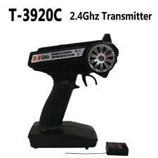 2.4GHz 3-Channel Radio Transmitter Receiver For Radio RC Car / Boat T3920C