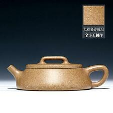 Duan Mud * Handmade Yixing Clay Pottery Ware Gongfu Teapot 180ml