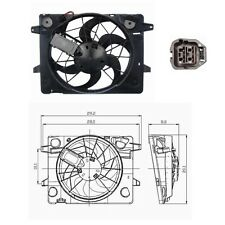 Electric Radiator Cooling Fan Assembly Fits:2003 - 2005 Lincoln Town Car V8 4.6L