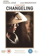 CRIME DRAMA DVD – THE CHANGELING – ANGELINA JOLIE & JOHN MALKOVICH