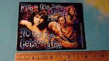 The Doors Five To One, Baby One In Five 3 x 4 Inch Sticker