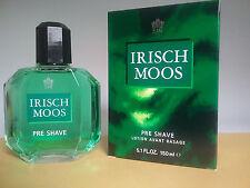 (EUR 13,93 / 100 ml)  Sir Irisch Moos PRE SHAVE Lotion 150ml