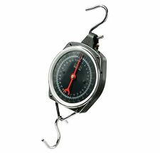 Leeda Heavy Duty Weighing Scales Carp Coarse Fishing Dial Scales 55lb 25kg