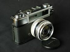 Yashica Minister 700 Rangefinder Camera with 45mm f/1.7 Lens, Rare