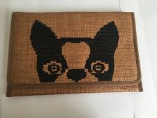 BNWT Marc by Marc Jacobs Bulldog Francese CLUTCH BAG