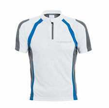 Porsche Men's Mountain Bike Jersey Cycling Shirt (M) WAP79200M0D
